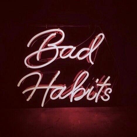 Old Habits DieHard
